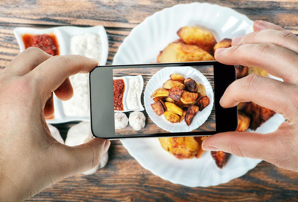 Seder plate signifie food porn