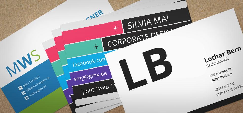 Visitenkarten Online Erstellen Und Drucken Easyprint Blog